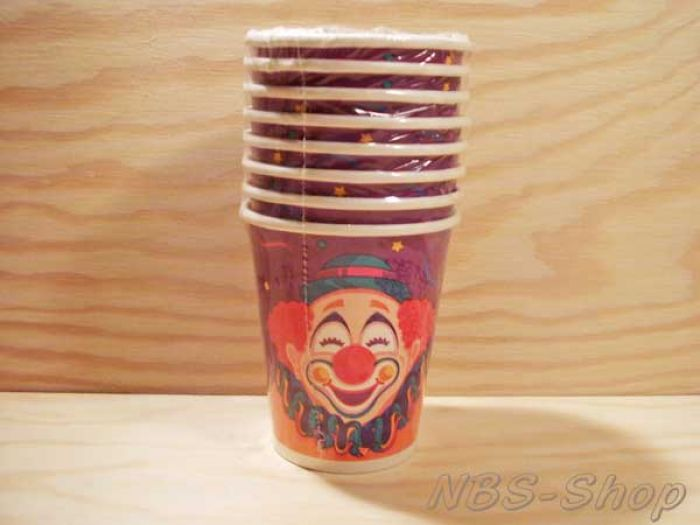 Becher Clown