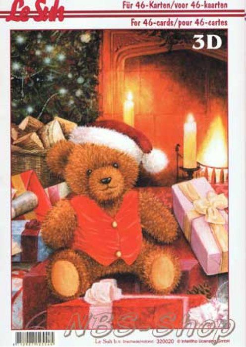 3d motive buch din a4 weihnachten. Black Bedroom Furniture Sets. Home Design Ideas