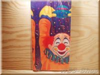 Papiertischdecke Clown