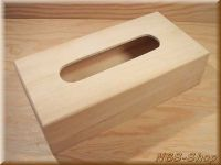 Holz - Tissue - Box